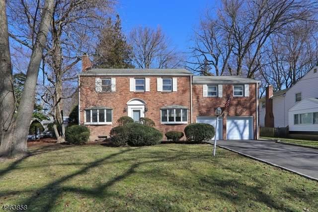 734 Willow St, Cranford Twp., NJ 07016 (MLS #3617225) :: The Sue Adler Team