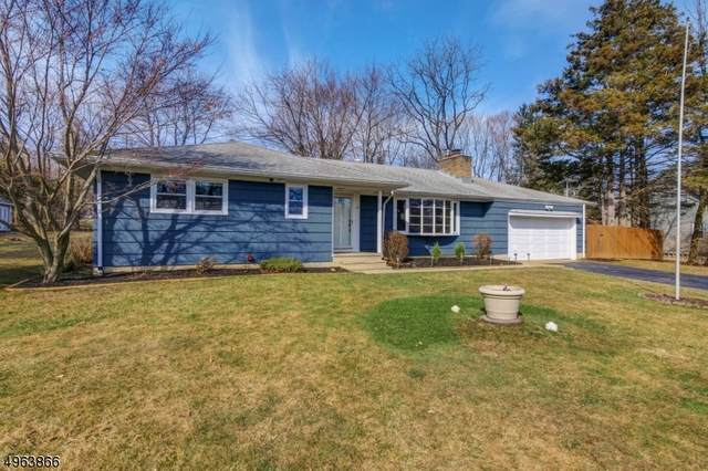 32 Unneberg Ave, Roxbury Twp., NJ 07876 (MLS #3617292) :: The Douglas Tucker Real Estate Team LLC