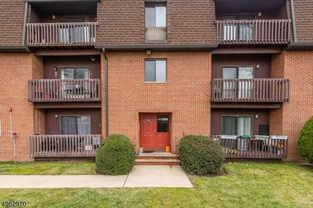700 Mill St Unit I-12 I-12, Belleville Twp., NJ 07109 (MLS #3617423) :: William Raveis Baer & McIntosh