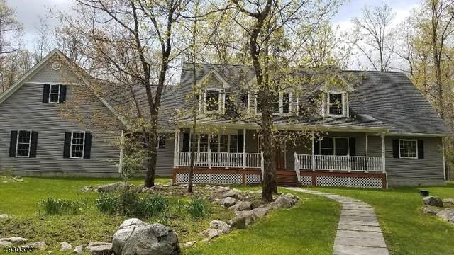 20 Maple Ln, Frankford Twp., NJ 07826 (MLS #3617451) :: The Dekanski Home Selling Team