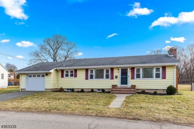 8 Richards Ave, Roxbury Twp., NJ 07876 (MLS #3617469) :: The Douglas Tucker Real Estate Team LLC