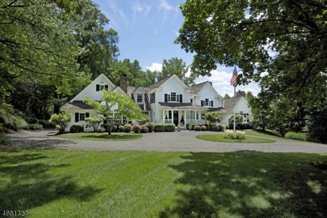 70 Post Kennel Rd, Bernardsville Boro, NJ 07924 (MLS #3617520) :: The Dekanski Home Selling Team