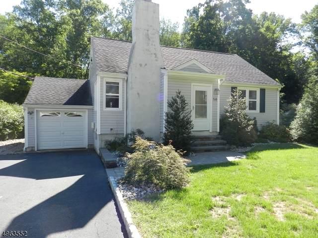 58 Woodstone Rd, Denville Twp., NJ 07866 (MLS #3617521) :: The Douglas Tucker Real Estate Team LLC