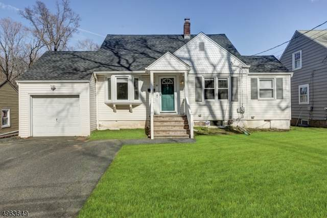 48 W Hobart Gap Rd, Livingston Twp., NJ 07039 (MLS #3617536) :: Coldwell Banker Residential Brokerage