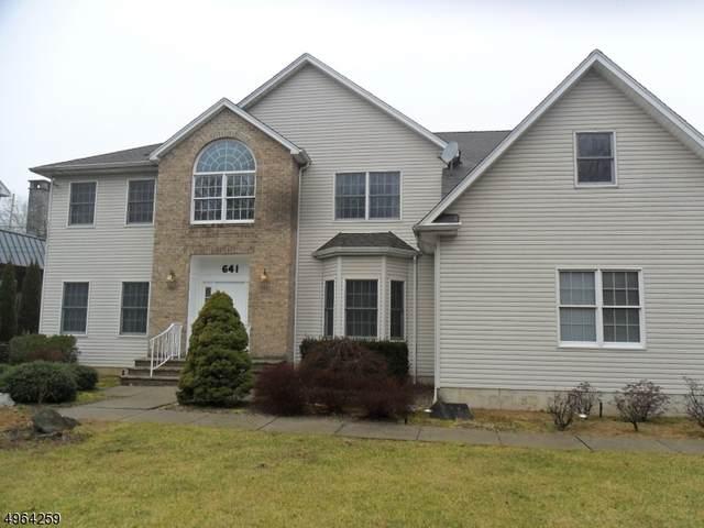 641 Pascack Rd, Paramus Boro, NJ 07652 (#3617542) :: Bergen County Properties