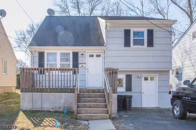 28 Carlson Pl, Parsippany-Troy Hills Twp., NJ 07034 (MLS #3617615) :: The Douglas Tucker Real Estate Team LLC