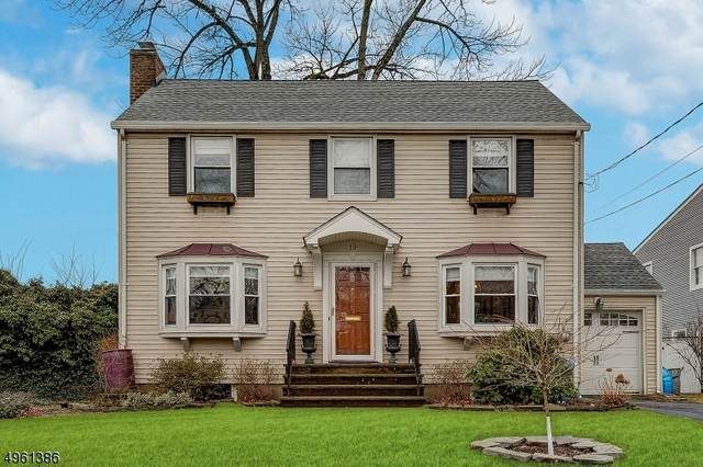 19 Park Ln, Springfield Twp., NJ 07081 (MLS #3617691) :: Coldwell Banker Residential Brokerage