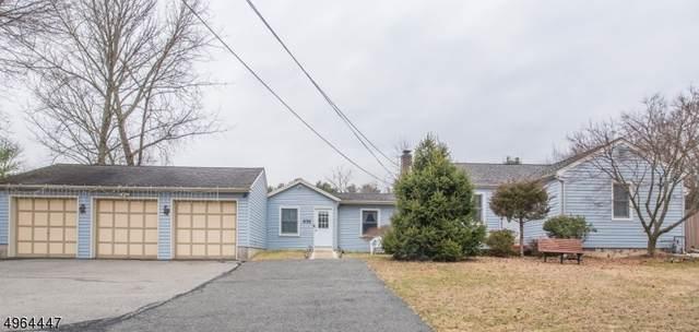 639 Greenbank Rd, Parsippany-Troy Hills Twp., NJ 07005 (MLS #3617694) :: The Douglas Tucker Real Estate Team LLC