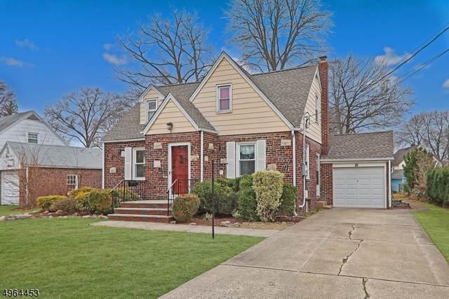 6 Oraton Dr, Cranford Twp., NJ 07016 (MLS #3617697) :: Coldwell Banker Residential Brokerage