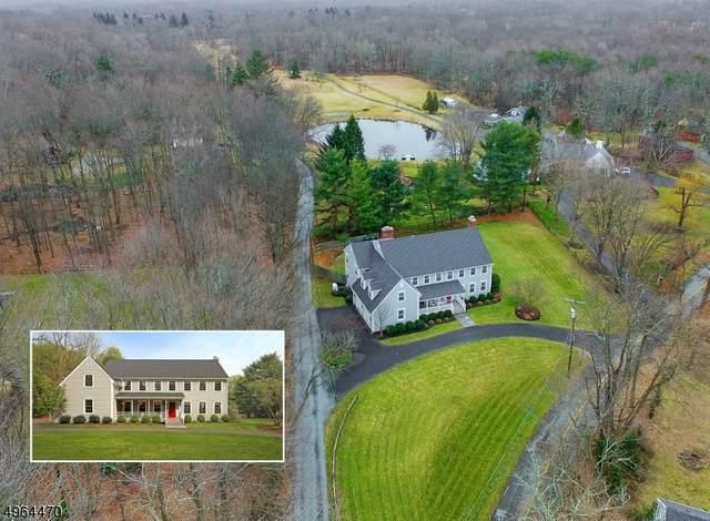 35 Meyersville Rd, Harding Twp., NJ 07935 (MLS #3617721) :: The Dekanski Home Selling Team