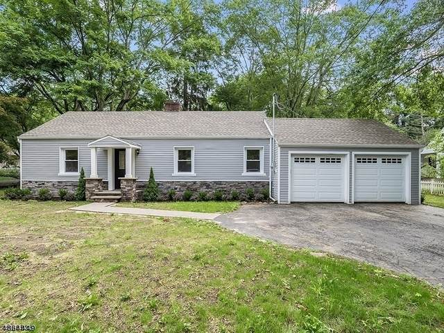 5 Maple Ave, Mendham Boro, NJ 07945 (MLS #3617746) :: The Douglas Tucker Real Estate Team LLC
