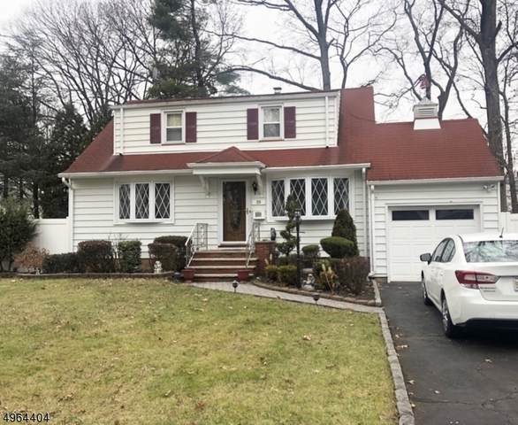 29 Roselle Ave, Cranford Twp., NJ 07016 (#3617813) :: Daunno Realty Services, LLC