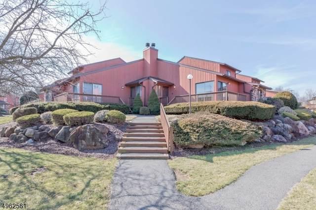 250 Ridgedale Ave S-6, Florham Park Boro, NJ 07932 (MLS #3617822) :: William Raveis Baer & McIntosh