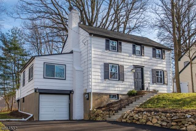34 Hillcrest Ave, Morristown Town, NJ 07960 (MLS #3617828) :: The Douglas Tucker Real Estate Team LLC