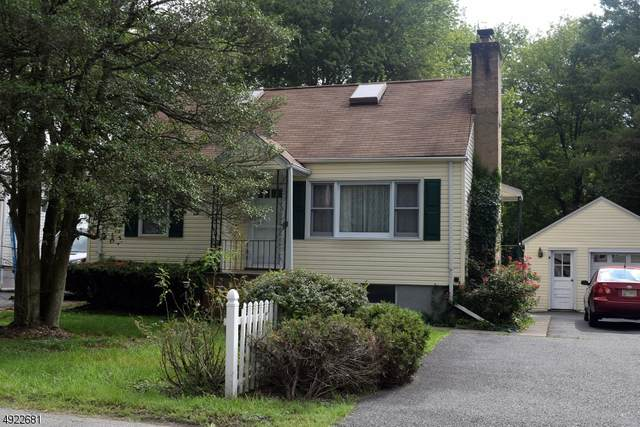 12 Meadow St, Denville Twp., NJ 07834 (MLS #3617864) :: The Douglas Tucker Real Estate Team LLC