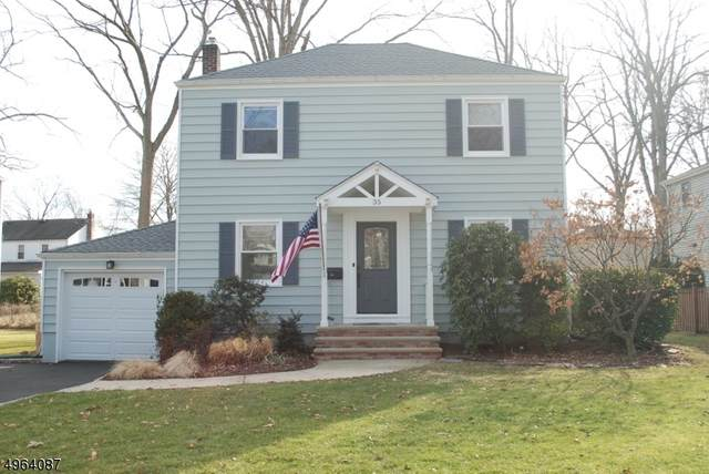 35 Midway Dr, Livingston Twp., NJ 07039 (MLS #3617873) :: Coldwell Banker Residential Brokerage