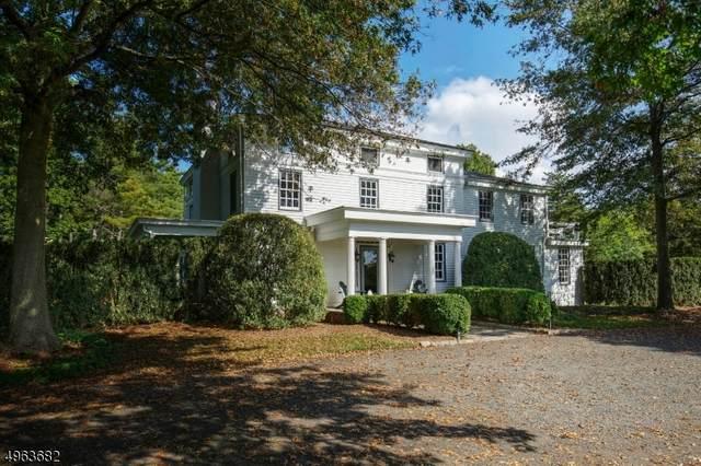 43 Mill Rd, Readington Twp., NJ 08889 (MLS #3617881) :: The Sikora Group