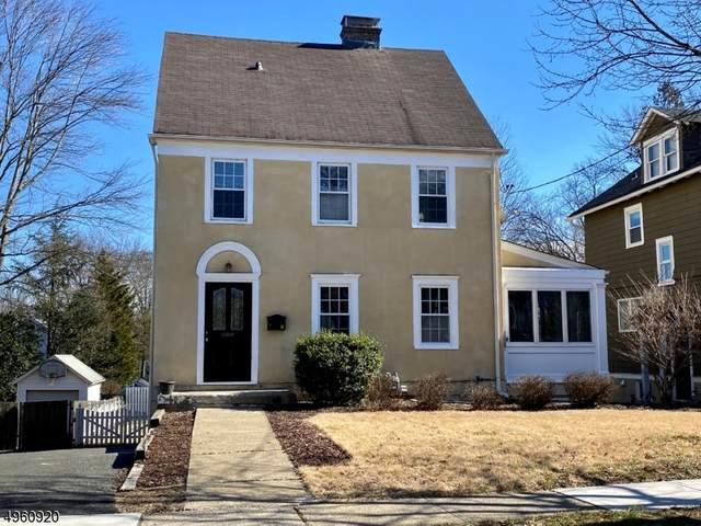 16 N Summit Ave, Chatham Boro, NJ 07928 (MLS #3617899) :: The Sikora Group