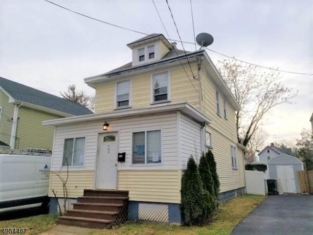 638 Seminary Ave, Rahway City, NJ 07065 (#3617985) :: Daunno Realty Services, LLC