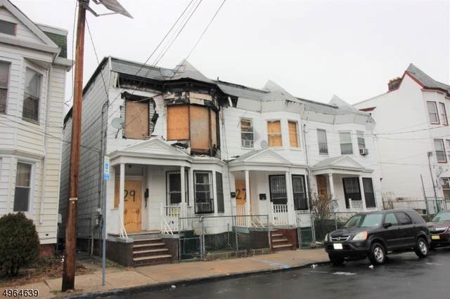 25 Irving St, Newark City, NJ 07104 (#3618032) :: NJJoe Group at Keller Williams Park Views Realty