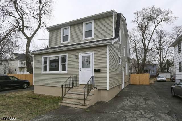 12 Vine Pl, Bloomfield Twp., NJ 07003 (MLS #3618051) :: William Raveis Baer & McIntosh