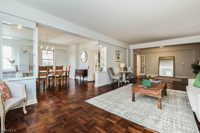 10 Crestmont Rd 4P 4-P, Montclair Twp., NJ 07042 (MLS #3618081) :: Coldwell Banker Residential Brokerage