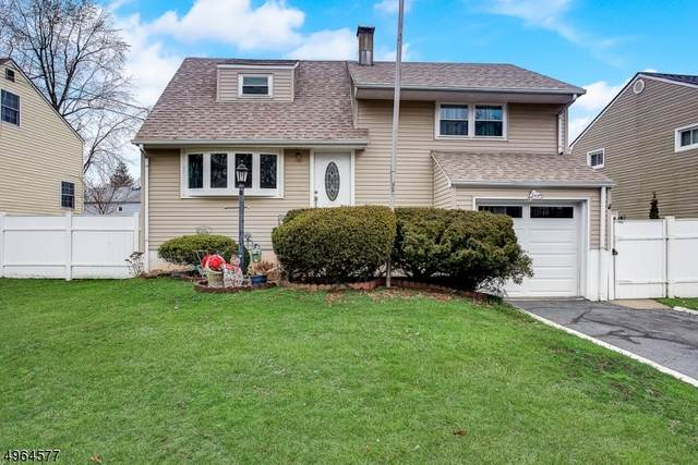 180 N Hill Rd, Woodbridge Twp., NJ 07067 (#3618094) :: Daunno Realty Services, LLC