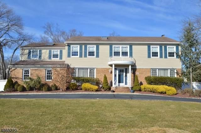 35 Trinity Pl, East Hanover Twp., NJ 07936 (MLS #3618097) :: The Douglas Tucker Real Estate Team LLC