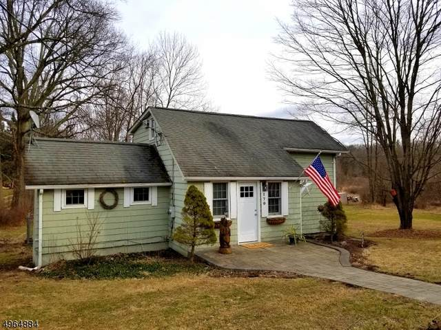 170 Lower Unionville Rd, Wantage Twp., NJ 07461 (MLS #3618119) :: The Debbie Woerner Team