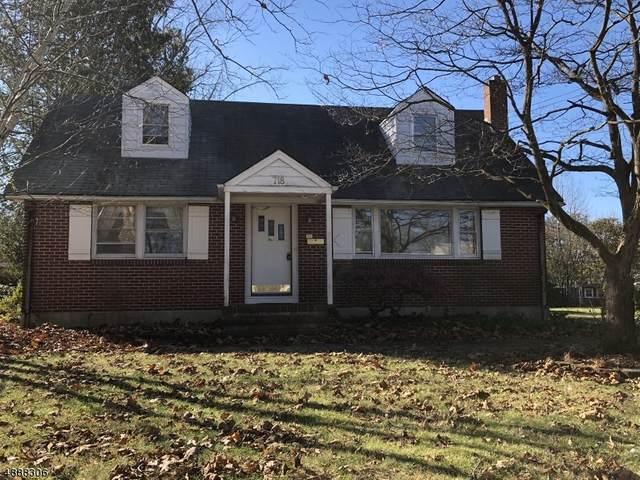 718 4TH ST, Belvidere Twp., NJ 07823 (MLS #3618122) :: Vendrell Home Selling Team
