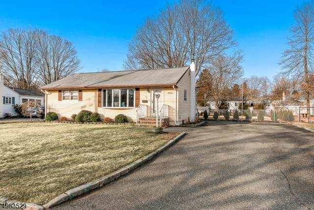 20 Carol Dr, Roxbury Twp., NJ 07876 (MLS #3618127) :: The Douglas Tucker Real Estate Team LLC