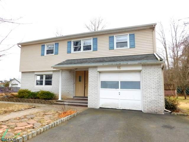 16 Distler Ave, West Caldwell Twp., NJ 07006 (MLS #3618172) :: Zebaida Group at Keller Williams Realty