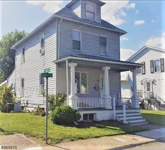 127 Rose St, Phillipsburg Town, NJ 08865 (MLS #3618184) :: Vendrell Home Selling Team