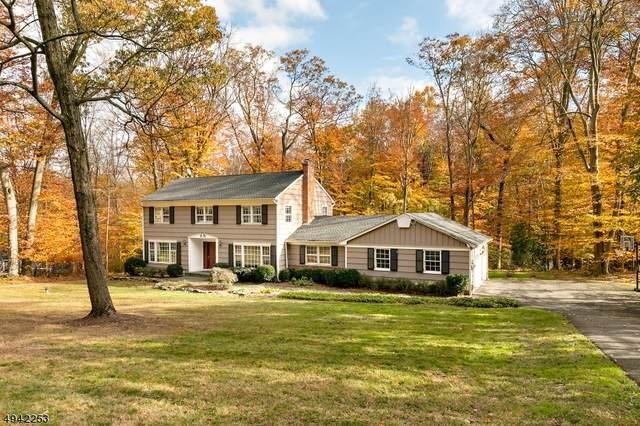 54 Mile Dr, Chester Twp., NJ 07930 (MLS #3618189) :: The Douglas Tucker Real Estate Team LLC