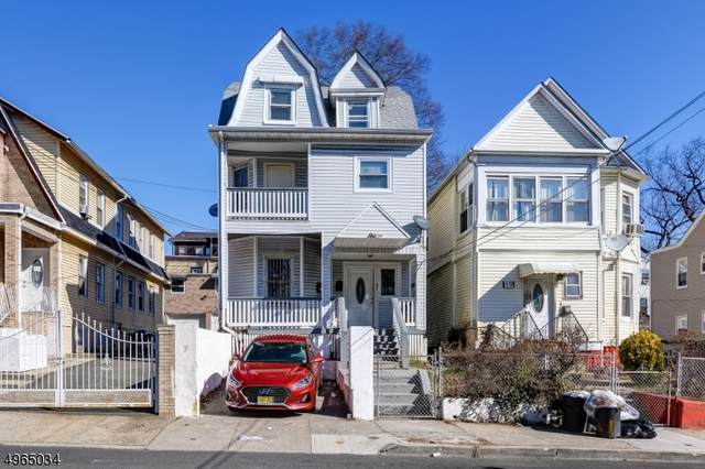 21 Eckert Ave #2, Newark City, NJ 07112 (#3618233) :: NJJoe Group at Keller Williams Park Views Realty
