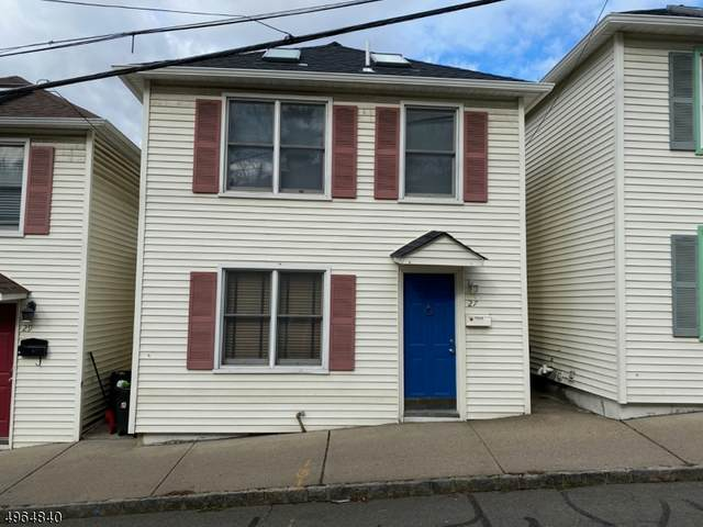 27 Clinton Pl #9, Morristown Town, NJ 07960 (MLS #3618234) :: The Douglas Tucker Real Estate Team LLC