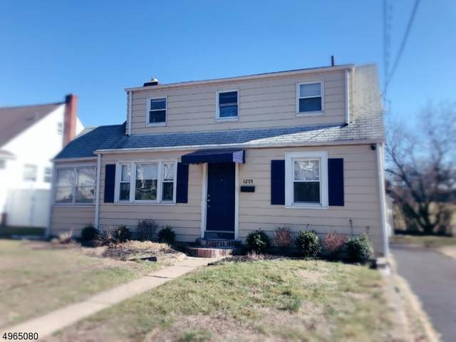 1255 Erhardt St, Union Twp., NJ 07083 (#3618268) :: Daunno Realty Services, LLC