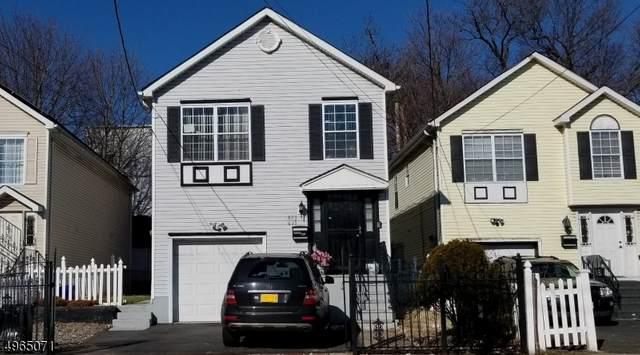 893 Bergen St, Newark City, NJ 07112 (#3618271) :: NJJoe Group at Keller Williams Park Views Realty