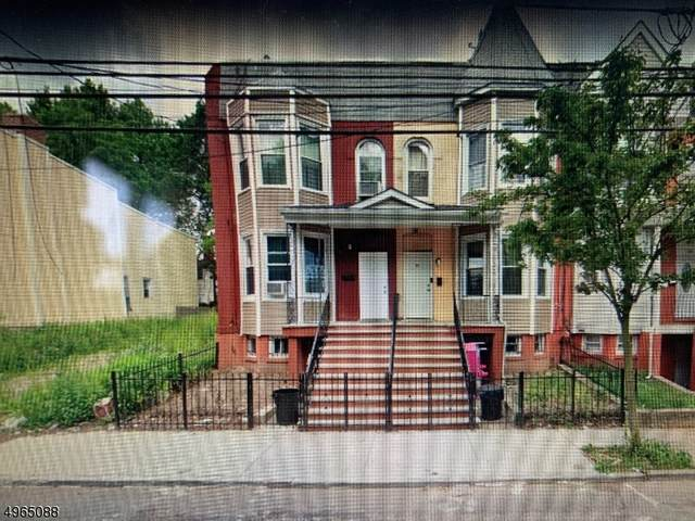 116 N 13Th St, Newark City, NJ 07107 (#3618286) :: NJJoe Group at Keller Williams Park Views Realty