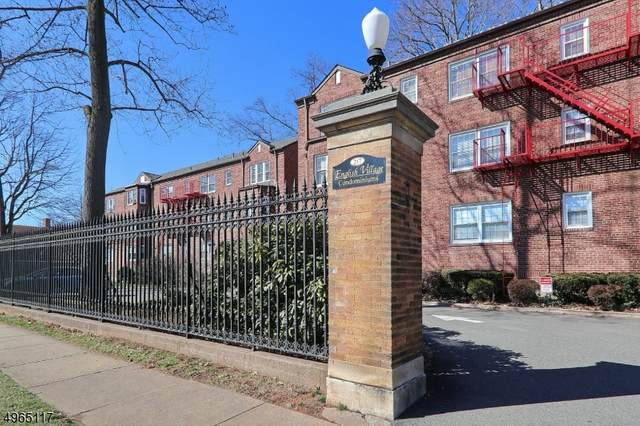 217 Prospect Ave Apt 12-2A 2A, Cranford Twp., NJ 07016 (#3618321) :: Daunno Realty Services, LLC