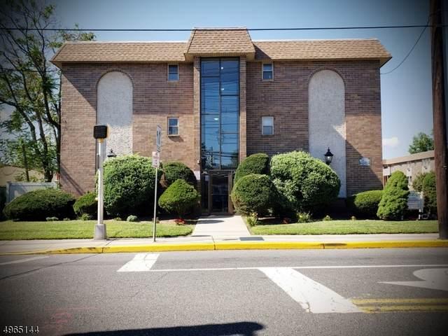 205 Bergen Turnpike, Ridgefield Park Village, NJ 07660 (MLS #3618332) :: The Sikora Group