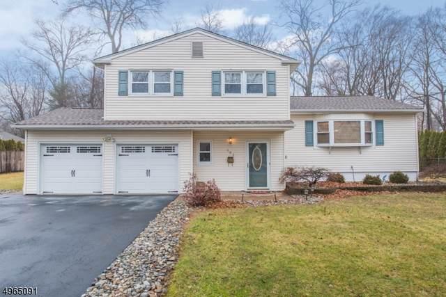 102 Leamoor Dr, Parsippany-Troy Hills Twp., NJ 07054 (MLS #3618342) :: The Douglas Tucker Real Estate Team LLC