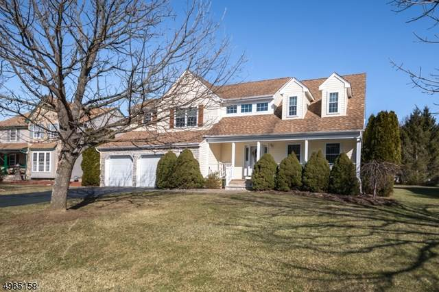 18 Mulligan Dr, Mount Olive Twp., NJ 07836 (#3618360) :: Daunno Realty Services, LLC