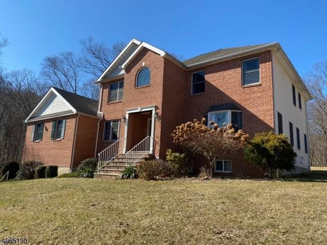 125 Nightingale Rd, Hope Twp., NJ 07825 (MLS #3618381) :: Vendrell Home Selling Team