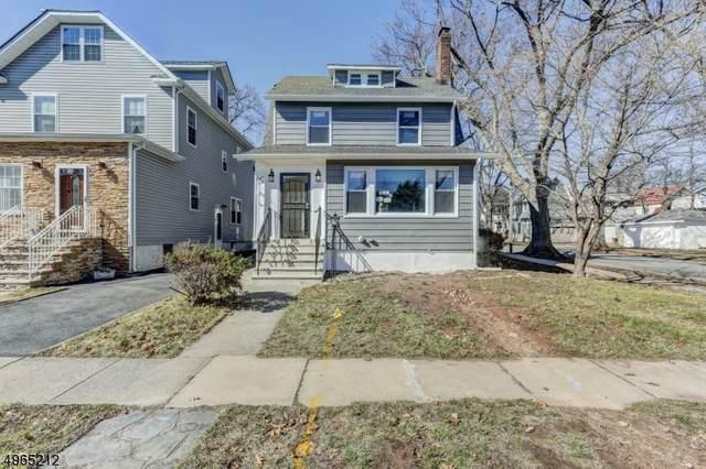 89 Leslie St, East Orange City, NJ 07017 (MLS #3618391) :: William Raveis Baer & McIntosh