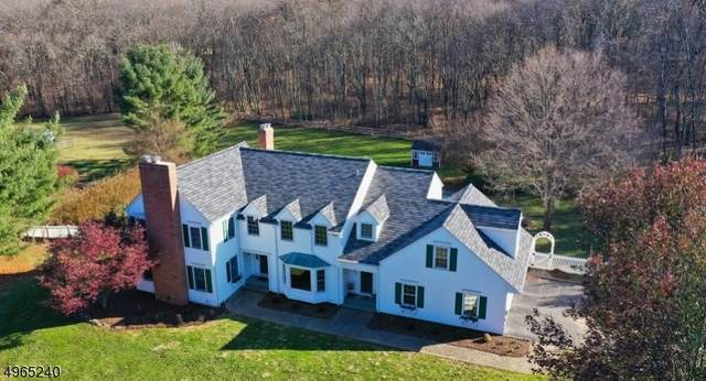 18 Chester Brook Rd, Chester Twp., NJ 07930 (MLS #3618406) :: The Douglas Tucker Real Estate Team LLC
