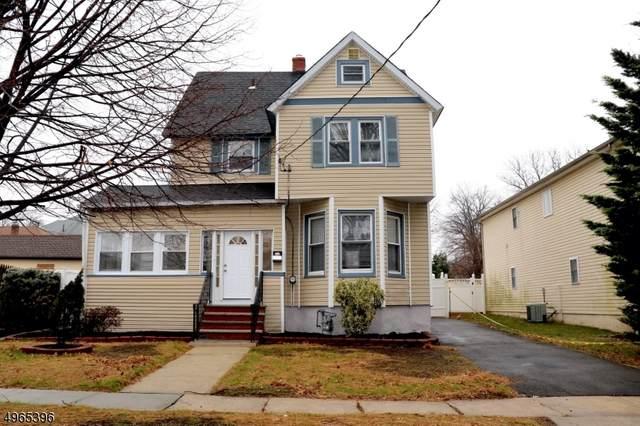 1653 Park St, Rahway City, NJ 07065 (MLS #3618516) :: REMAX Platinum