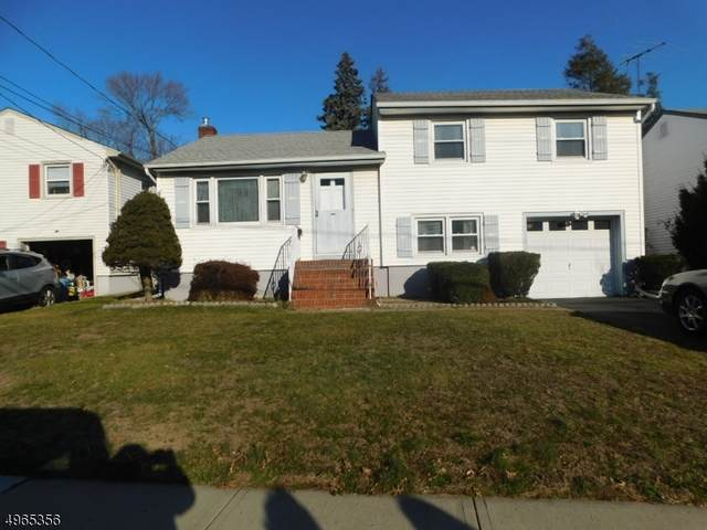 1217 Coolidge Ave, Union Twp., NJ 07083 (MLS #3618577) :: The Sikora Group