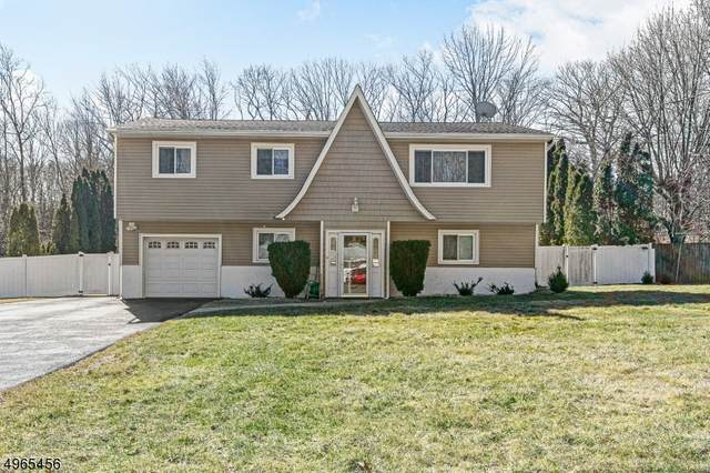 8 Brookside Dr, Mount Olive Twp., NJ 07828 (MLS #3618628) :: The Douglas Tucker Real Estate Team LLC