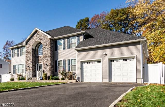 9 Hastings Rd, Parsippany-Troy Hills Twp., NJ 07950 (MLS #3618630) :: The Douglas Tucker Real Estate Team LLC